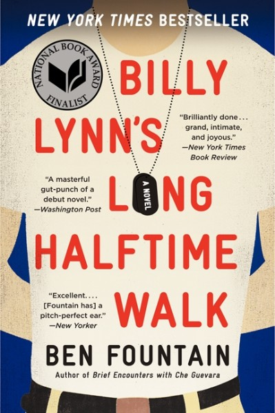 Bill Lynn's Long Halftime Walk