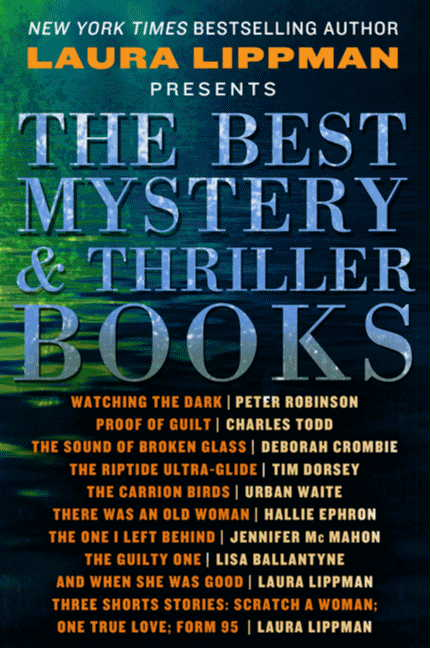 Best Mystery and Thriller 2012