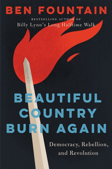 beautiul country burn again