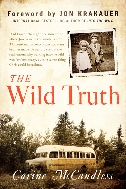 the wild truth cover