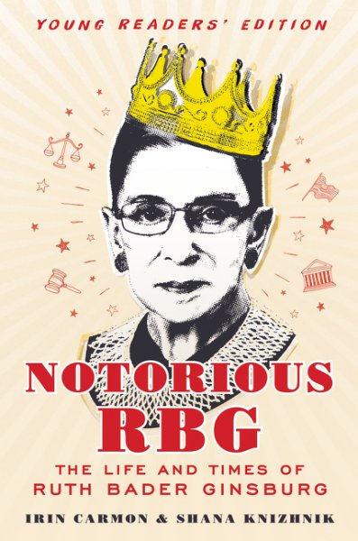 notorious rbg young readers cover