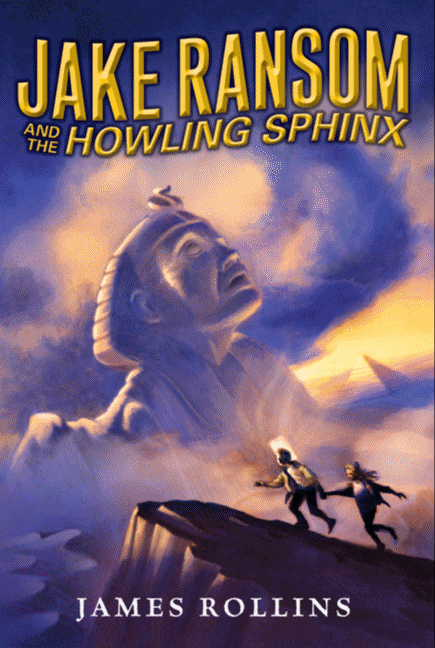 2011 Jack Ransom and the Howling Sphinx