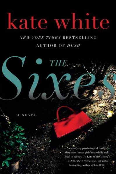 the sixes book jacket