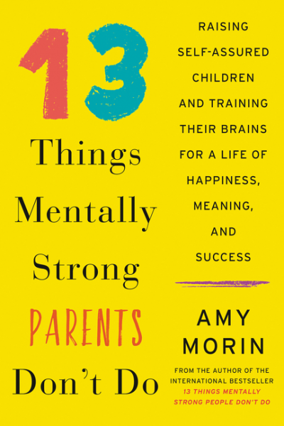 13 things mentally strong parents jacket
