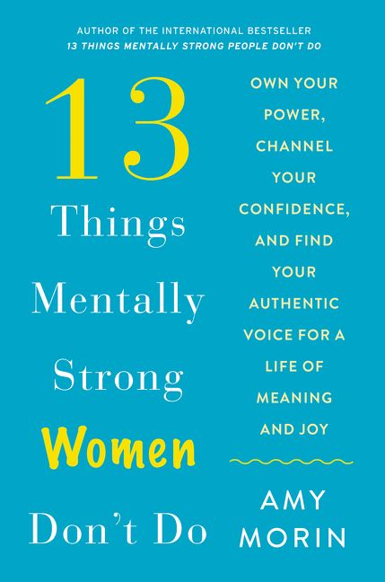 13 things mentally strong women jacket