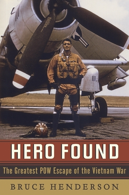 Hero Found Book
