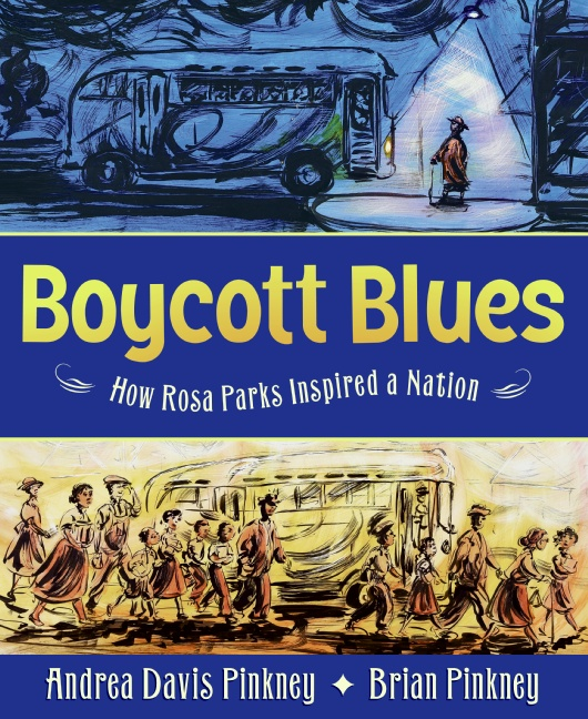 Boycott Blues Jacket