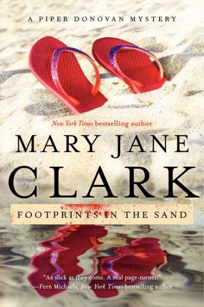 footprints in the sand jacket