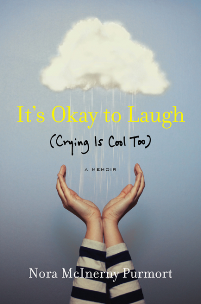 it's okay to laugh jacket