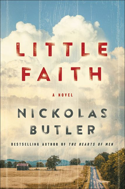 Little Faith Book Jacket