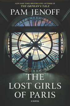 the lost girls of paris jacket