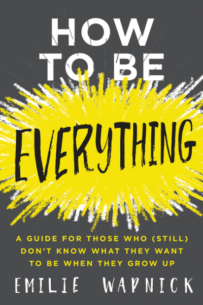 how to be everything jacket
