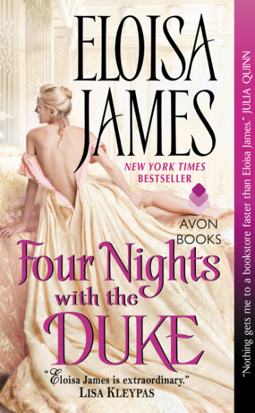 four nights with the duke jacket