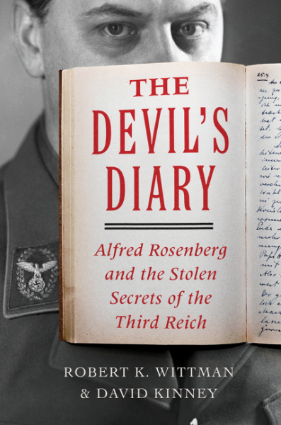the devil's diary book jacket