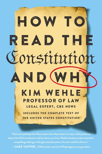 how to read the constitution jacket