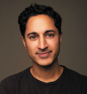 Maulik Pancholy featured speaker