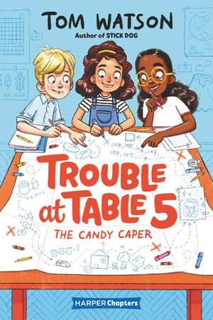 trouble at table 5 #1