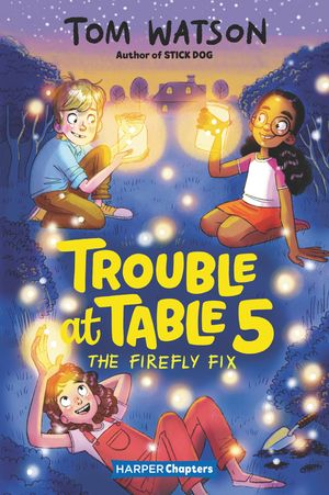 trouble at table 5 #3
